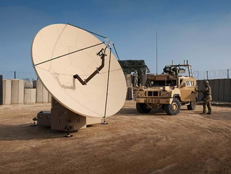 Multiband terminals delivered to Canadian DND