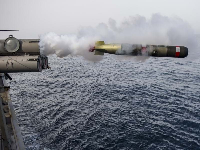 Ultra Electronics awarded MK54 Torpedo Contract