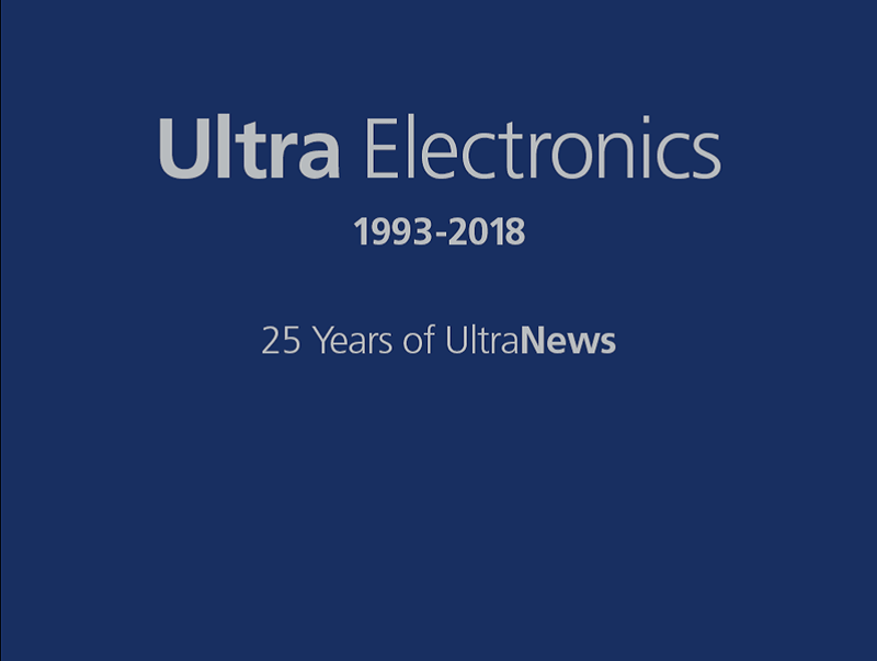 25 years of Ultra News